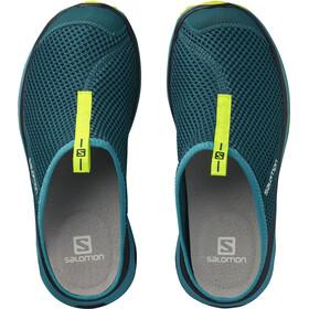 Salomon RX Slide 3.0 Shoes Dam deep lagoon/blue bird/safety yellow